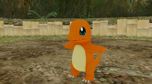 charmander + DL by Valforwing