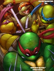 +Heroes in a Half Shell+ by liquidxlead