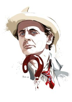 The Seventh Doctor Who by hansbrown-77