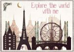 explore the world with me