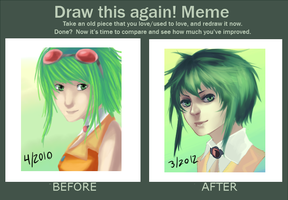 draw this again #2 by GRAVEWEAVER
