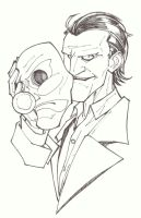 sketchy : Behind the Mask by KidNotorious