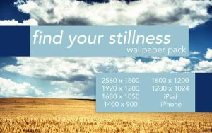 Find Your Stillness WP Pack by solefield