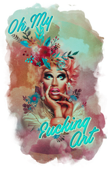 Trixie Mattel {ID} by OhMyFuckingArt