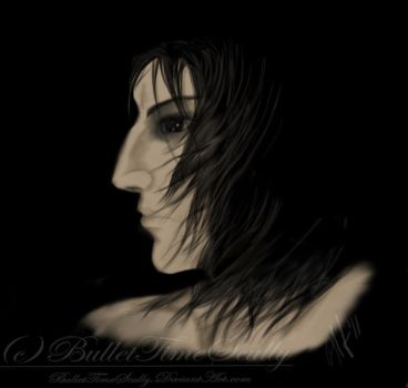 Severus by BulletTimeScully