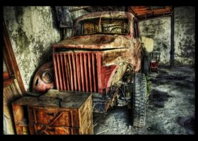 The End HDR by ISIK5