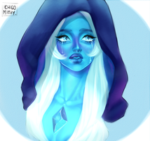 Blue Diamond by IchigoMathy
