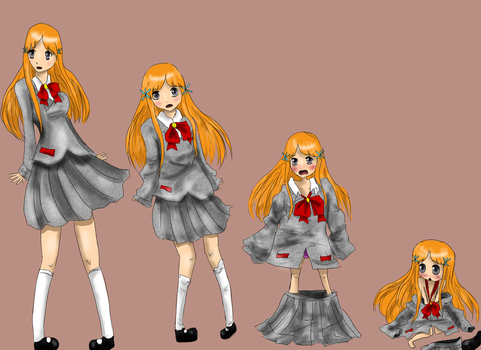 Orihime - Bleach - Regression Request by akane3196