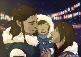 Korra Appreciation Month: Family by plastic-pipes