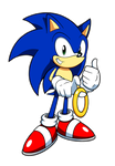 Sonic - simple by Hydro-King