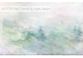 Free Agitated Paint Textures by Mephotos