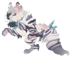 Striped hyena (ota) by Shegoran