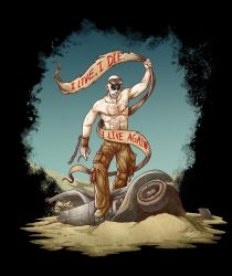 Mad Max Fury Road: Witness Me by Aktheneroth