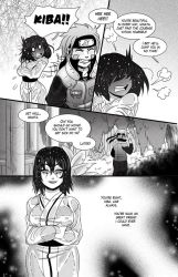 Discomfort Page37 by Enock