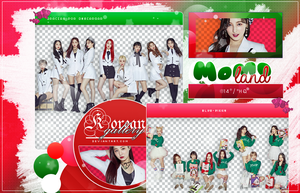 MOMOLAND | GREAT | PACK PNG by KoreanGallery