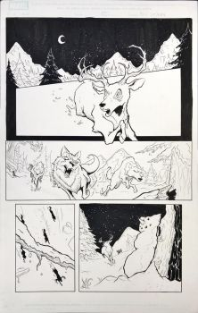 Wolverine origins pg1 by Matt-Lejeune-Art