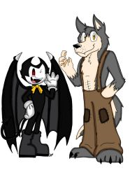 Bendy and Boris: Modern Redesigns by SonicExp626