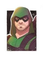 Green Arrow by Future-Infinity