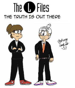 The L-Files - Agents Lynn and Lincoln Loud by FromEquestria2LA