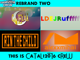 Catali2016 Crew Rebrand Two (Others) Part 3 by CatalinMetro