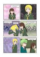 Adventures in Comipo Ch. 2 P. 3 by Tinker-Jet