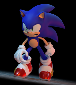 Defeated (Sonic Forces Countdown- Day 1) by BefitHalo-PWN