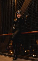 Catwoman (Batman: Hush) - On the Prowl (1/4) by obscure-cosplay