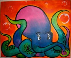 Octopuss by le-mitten