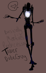 TOWER DUDE GUY by fluffyz