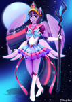 Sailor twilight sparkle  by ASinglePetal