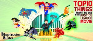 BBB - Top10 I want to see in Justice League movie by EuJoyuen
