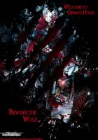 +NeverenD preview- Red Hood+ by VanRah