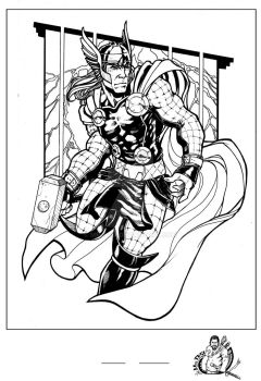 Thor by Mr-Tasi