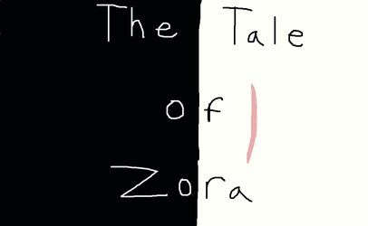 The Tale of Zora Cover by Pokebrony26