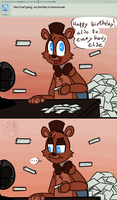 Ask FNAF 34 by Marie-Mike