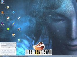 Squall Desktop by acktacky