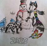 Christmas 2013 by Icewhisker16