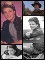 Michael J. Fox by shelbysarrazin
