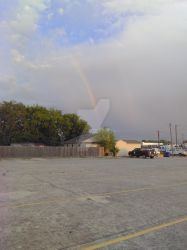 Rainbow Copperas Cove TX August 2018 by fattonysalerno