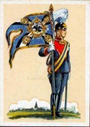 Ulan Regiment von Schmidt (1st Pommeranian) No. 4 by julius1880