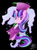 Snowfall Frost (Starlight Glimmer) by II-Art