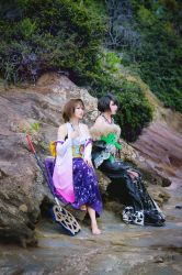 FFX: Calm Before The Storm by Astellecia