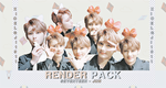 render pack /// SEVENTEEN - JUN by Xioelgji1911