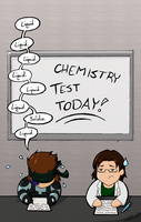MGS - Chemisty Test by JadeRaven93