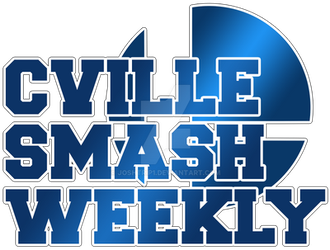 Cville Smash Weekly - Logo by Joshtrip1