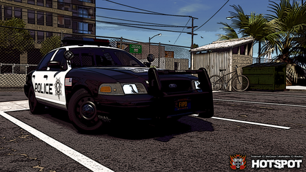 ::: Ford Crown Victoria #1 (Hotspot) ::: by SheiCarson