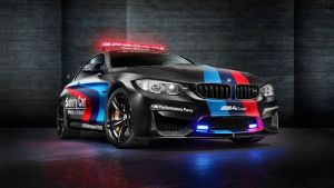 2015 BMW M4 Coupe MotoGP Safety Car by ROGUE-RATTLESNAKE