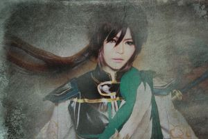 jiang wei 1 Dynasty Warriors 7 by Asuka10