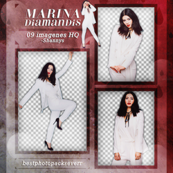 Png Pack 1411 - Marina Diamandis by southsidepngs