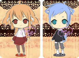 Adopts 4+5 (OPEN) [Auction] by MuraMochi